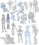 Sketchdump1 by kyla79
