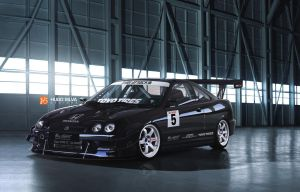 Acura Integra type r time attack by hugosilva