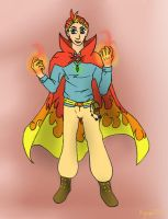Roland - The Fireheart by Kyogou