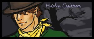 Matrim Cauthon by TheLittleArtist