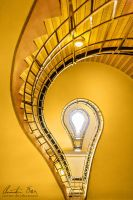 Prague Staircase 02 by Nightline