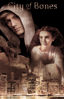 City of Bones:Poster by GinevraTurner