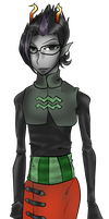Eridan Green-Teal Bloodswapped by SoraRoxas-15