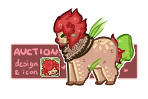 DESIGN AND ICON - Auction Adopt [KEEPING] by JeanaWei