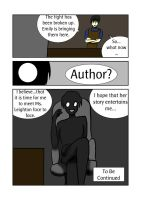 The Siders Pg 32 Chapter End by LadyZeroDark