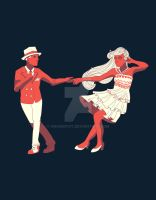 Swing Dance by AngieMyst