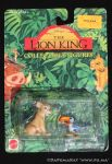 The Lion King - Young Nala and Zazu - Mattel 1994 by dapumakat