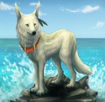 Vulf: Ruler of the Sea by WildWolvess