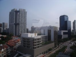 Cantonment Area by ElevationLowJJ