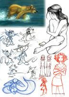 Some of my really early drawings_003 by dashingrainbow2012
