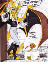 Gargoyles: Jamal the Goblin King by DogDemonAbridged12