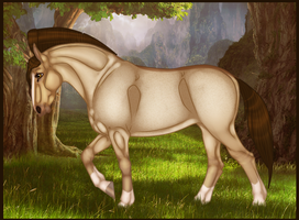 572 FWR WF's Snickerdoodle by RW-Nordanners