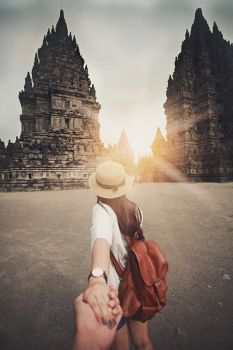 Take me to Prambanan by bwaworga