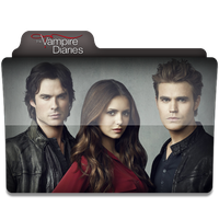 The Vampire Diaries by juniorsaldanha