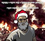 Trevor Philips - xmass card by dmax666