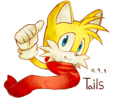 Tails by Hanybe