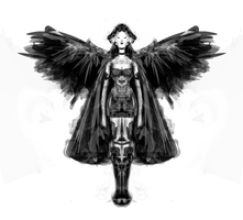 Black Fairy by pookstar