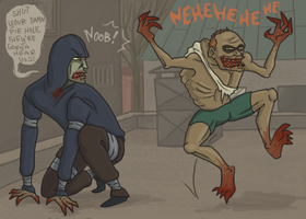 L4D: NOOB by sparkyHERO