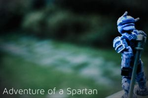 Adventure of a Spartan by Broxmonkey