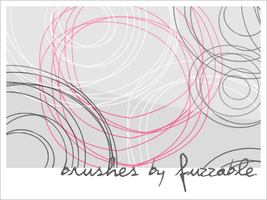 Brushes - Swirls by msLana