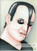 Jerry Only - Colored Pencils. by Claw-Markes