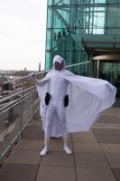 Castle Point Anime Convention 2013 - Moon Knight 2 by kamau123