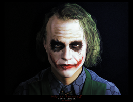 Why so Serious DP by Katala