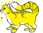 Lemondrop Ref by CassMutt