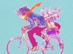 A Ride With Goten by TxPSupporter