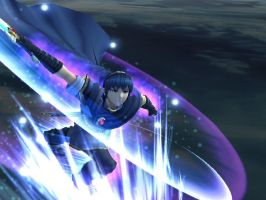 Marth, in all his epicness by LittleMarin