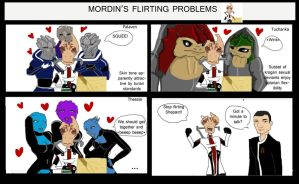 Flirting problems by Godisinvincible