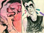 Sketchbook page by IPPO-Lita
