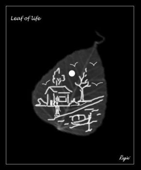 Leaf of Life by RaginiAnand