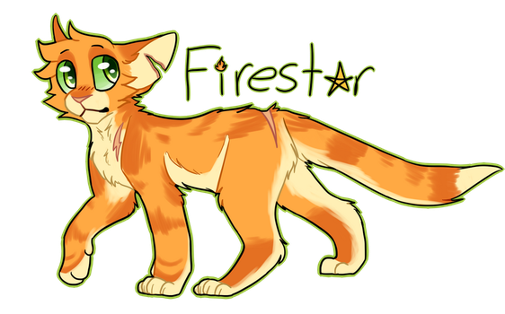 Firestar by PhoenixAlikan