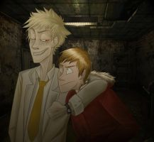Penumbra: You Know I Love You Monkey by Rachni
