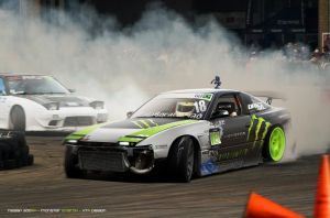 200sx MonsterDrift by Mr-Joelson