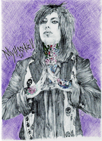 Ronnie Radke by Mythokell