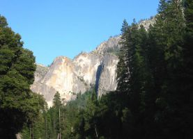 Mountains of Yosemite 3 by Earthmagic