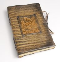 The Book of Dreams. by gildbookbinders