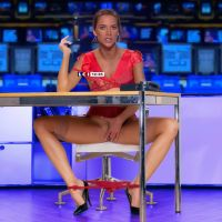Melissa Theuriau nude TV news anchor01 by Artman2627