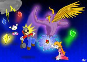 Culex Battle by GreenMage