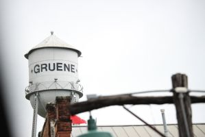 Gruene Watertower by kwuus