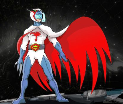 Gatchaman by Blackpeace