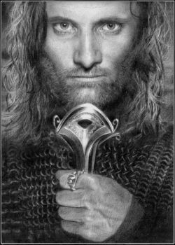 Aragorn by ThomasMMadsen