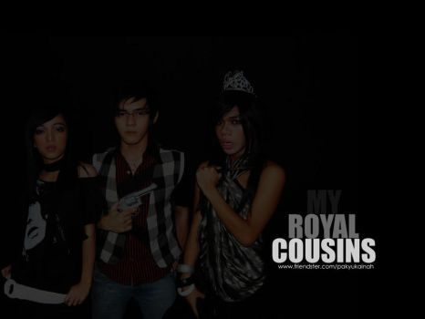 My Royal Cousins by dolphinadolphina