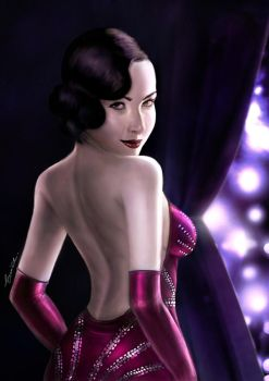 Beautiful Dita by girl-in-fairy-tales