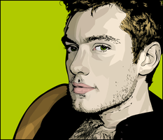 Jude Law by verucasalt82