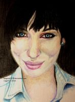 Evelina           Colored Pencil by lemgras330