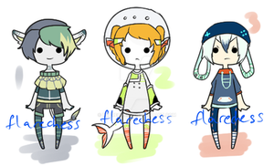 Weird Cheapers Set [CLOSED] by flarechess