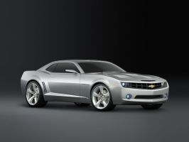 Chevy Camaro Concept by TheCarloos